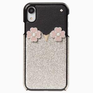 Kate Spade Penguin Applique iPhone XR Case